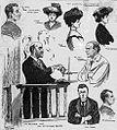 Brown Dog affair courtroom sketches.JPG
