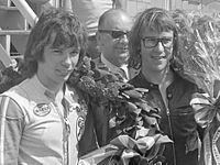 Bruno Kneubühler en Theo Timmer (1973).jpg
