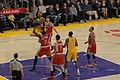 Bucks at Lakers 2013 3.jpg