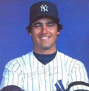 Bucky Dent - New York Yankees - 1981