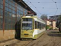 Bucur LF 416 in Victoria tram depot.jpg