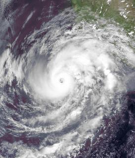 Hurricane Bud (2012) Category 3 Pacific hurricane in 2012