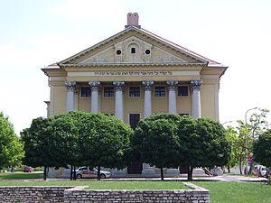 Óbuda Synagogue - Image: Budapest Obuda synagogue