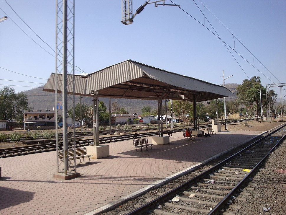 Budni Railway Station