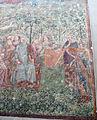 Buffalmacco, trionfo della morte, giardino 04.JPG