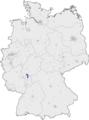 Bundesautobahn 661 map.png