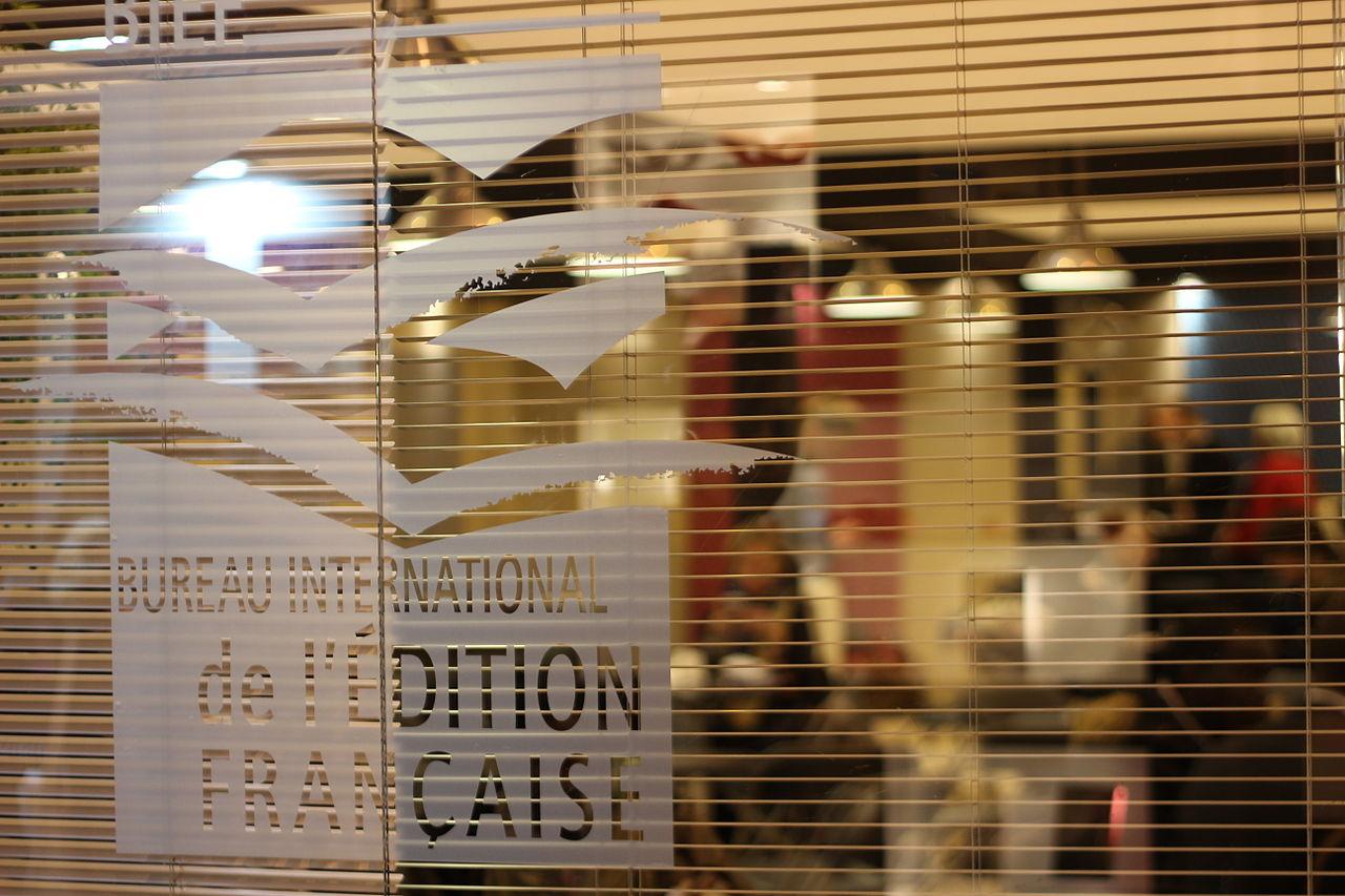 File bureau international de l 39 dition fran aise bief for Salon du ce paris