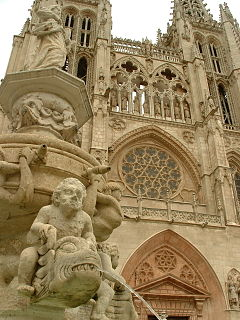 Image illustrative de l'article Cathédrale Sainte-Marie de Burgos