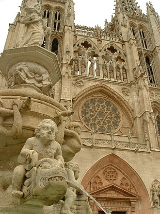 Roman Catholic Archdiocese of Burgos - Burgos Cathedral