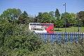 Bus waiting at Solihull Railway Station - geograph.org.uk - 2962191.jpg
