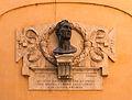 Buste Canova, studio via delle Colonnette, Rome, Italie.jpg