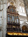 Córdoba Mezquita Catedral south organ.jpg