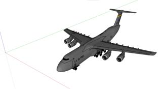 SketchUp 3D modelling program