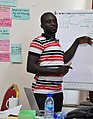 CARE-CCAFS in Gender & Participatory Research in Ghana (14416284779).jpg