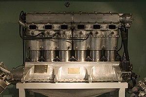 Siddeley Puma - Siddeley-Deasy Puma at the Canada Aviation Museum