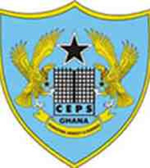 Customs Excise and Preventive Service - Image: CEPS (Customs Excise and Preventive Service) logo