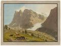 CH-NB - Grindelwald von Westen mit Wetterhorn und dem oberen Gletscher - Collection Gugelmann - GS-GUGE-BIEDERMANN-A-12.tif