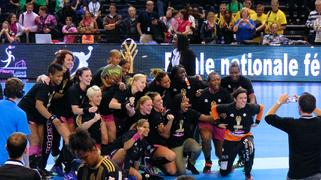 Coupe de france de handball f minin 2013 2014 wikip dia - Resultat coupe de france handball feminin ...