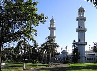 CMH Masjid Jhelum - Image: CMH Mosque