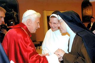 Council of Major Superiors of Women Religious