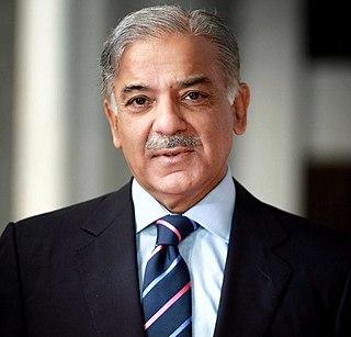 Chief Ministership of Shehbaz Sharif