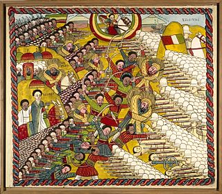 Battle of Adwa Battle between the Ethiopian Empire and the Kingdom of Italy near the town of Adwa