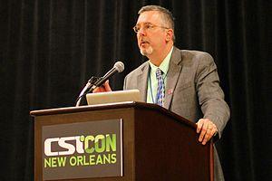 CSICon - CSI Executive Director Barry Karr speaking at CSICon 2011
