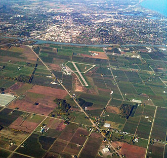 St. Catharines/Niagara District Airport - Image: CYSN