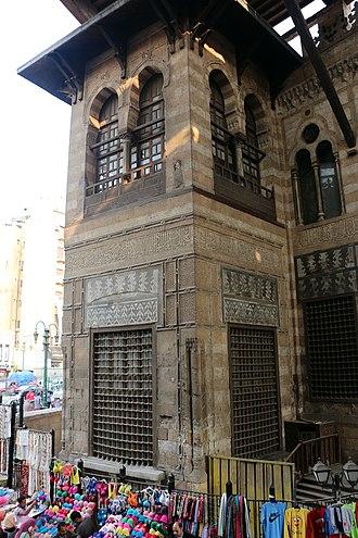 Sultan Al-Ghuri Complex - Image: Cairo, moschea di al ghouri, 03