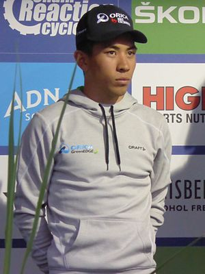 Caleb Ewan - Ewan at the 2016 Tour of Britain