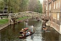 Cambridge, The Mathematical Bridge. - geograph.org.uk - 222487.jpg