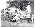 Camp Ebenezer- African American Children on Teeter-Totters (4843128655).jpg