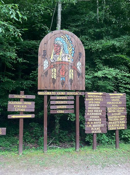 File:Camp Kootaga entrance sign.jpg