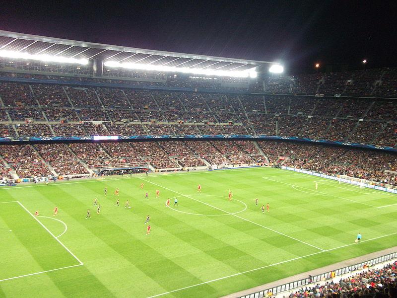 File:Camp Nou, FC Barcelona - FC Bayern Munich, 2013 - 16.JPG