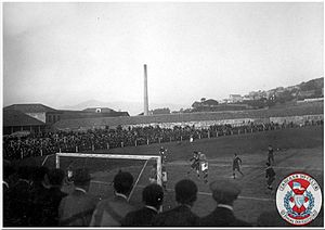 Celta de Vigo - Campo de Coia (1908–1928)