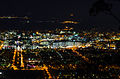 Canberra's City Centre at night.jpg