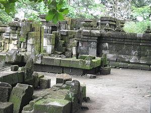 Kedulan - The ruins of Candi Kedulan