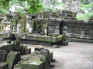 Kedulan Indonesian archaeological site