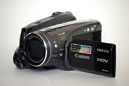 Canon HR10 Software Manual