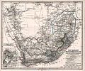 Cape Colony Map 1873 - Southern Africa from Adolf Stielers Atlas.jpg