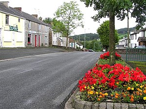 1991 Cappagh killings - Cappagh main street in 2006