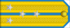 Captain rank insignia (North Korean police).png