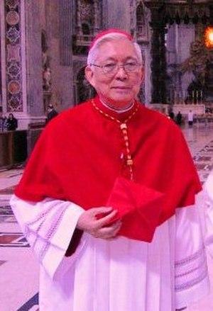 Gaudencio Rosales - Image: Cardinal Rosales