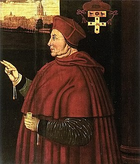 Image illustrative de l'article Thomas Wolsey