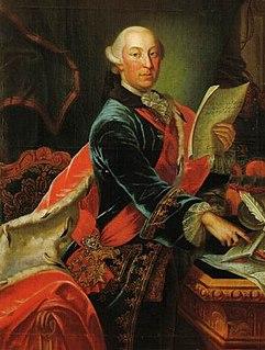 Charles Eugene, Duke of Württemberg Duke of Württemberg