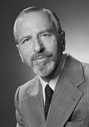 Carl Fredrik Engelstad - Engelstad in 1977