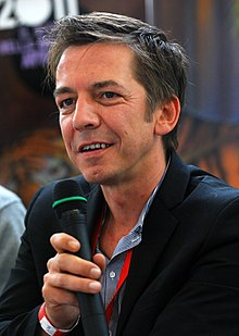 Carll Cneut - Lucca Comics and Games 2011.jpg