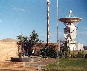Carnarvon, Western Australia - NASA Tracking Station c. 1969