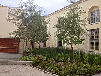 Cour des Senteurs - Image: Carré à la Cour des Senteurs, Versailles