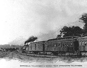 Carrabelle, Tallahassee and Georgia Railroad - Image: Carrabele Tallahassee Georgia Railroad n 038653